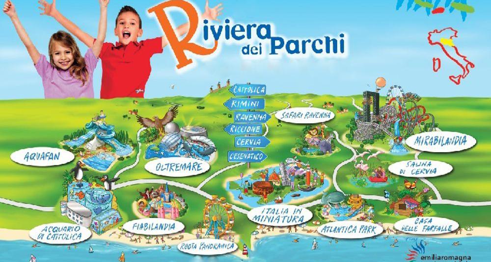 romagna riviera parchi