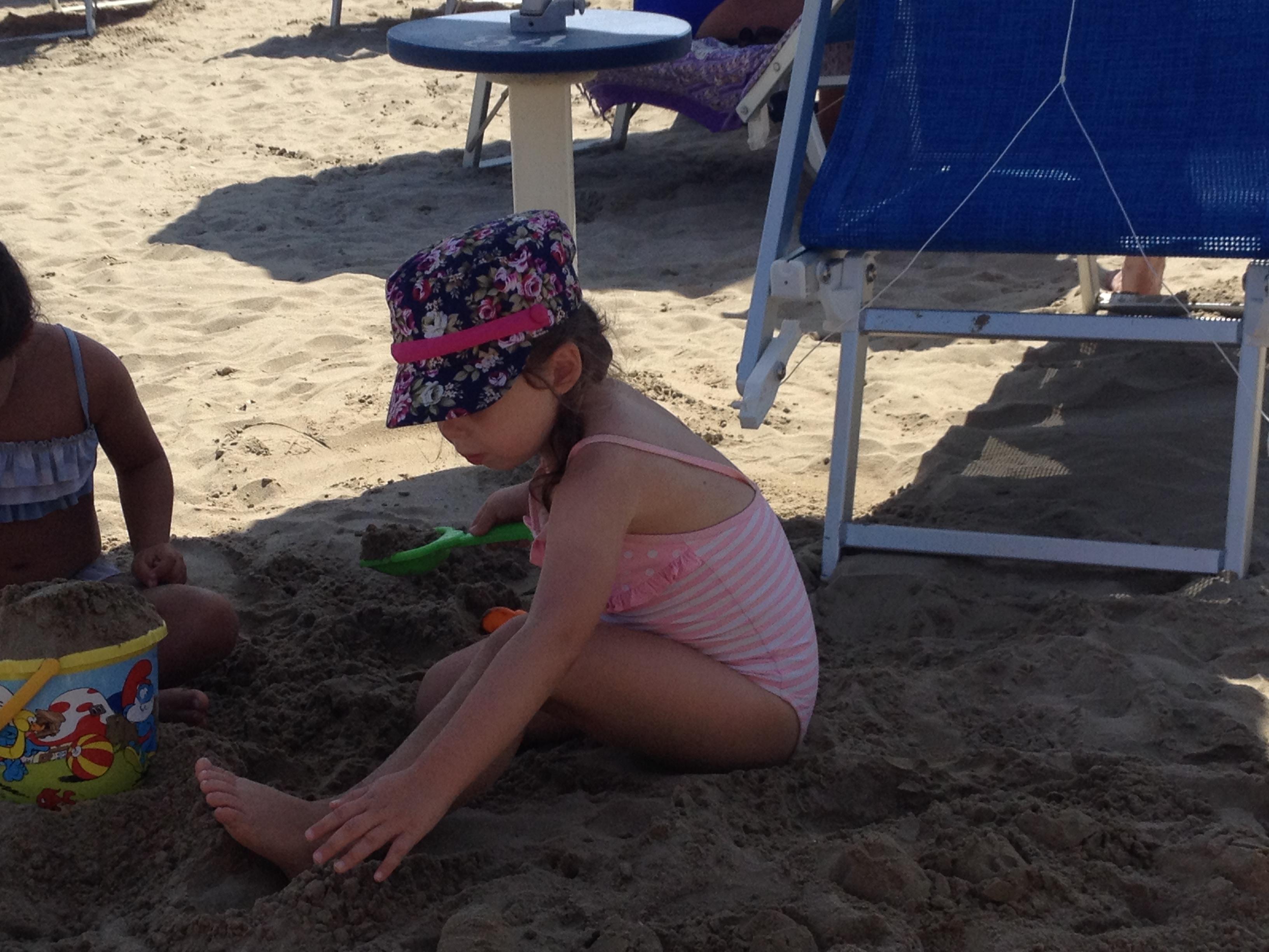 Bambini in spiaggia: cosa fare in caso di …