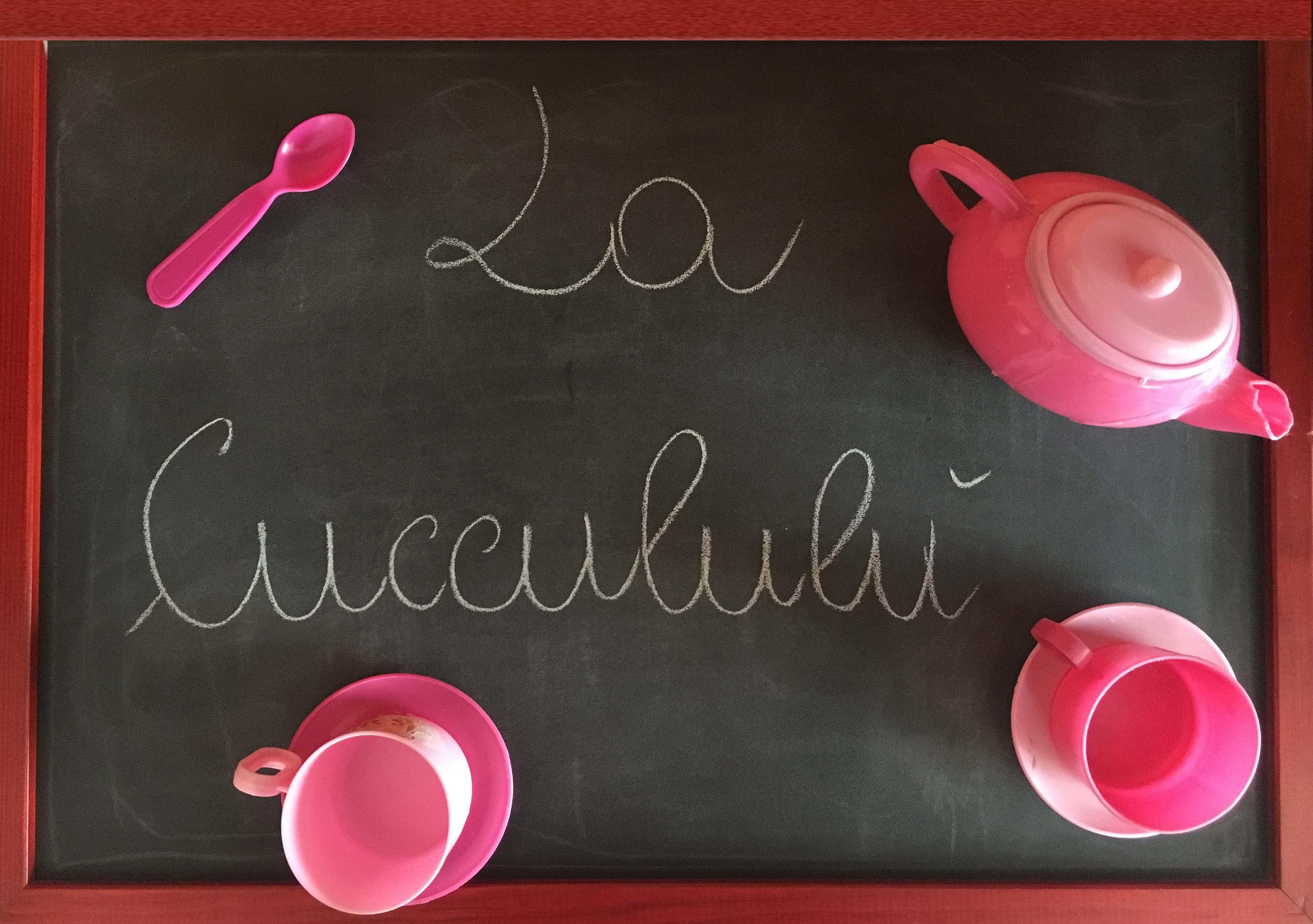 La cuccululù, dal dizionario Aurorese-Italiano