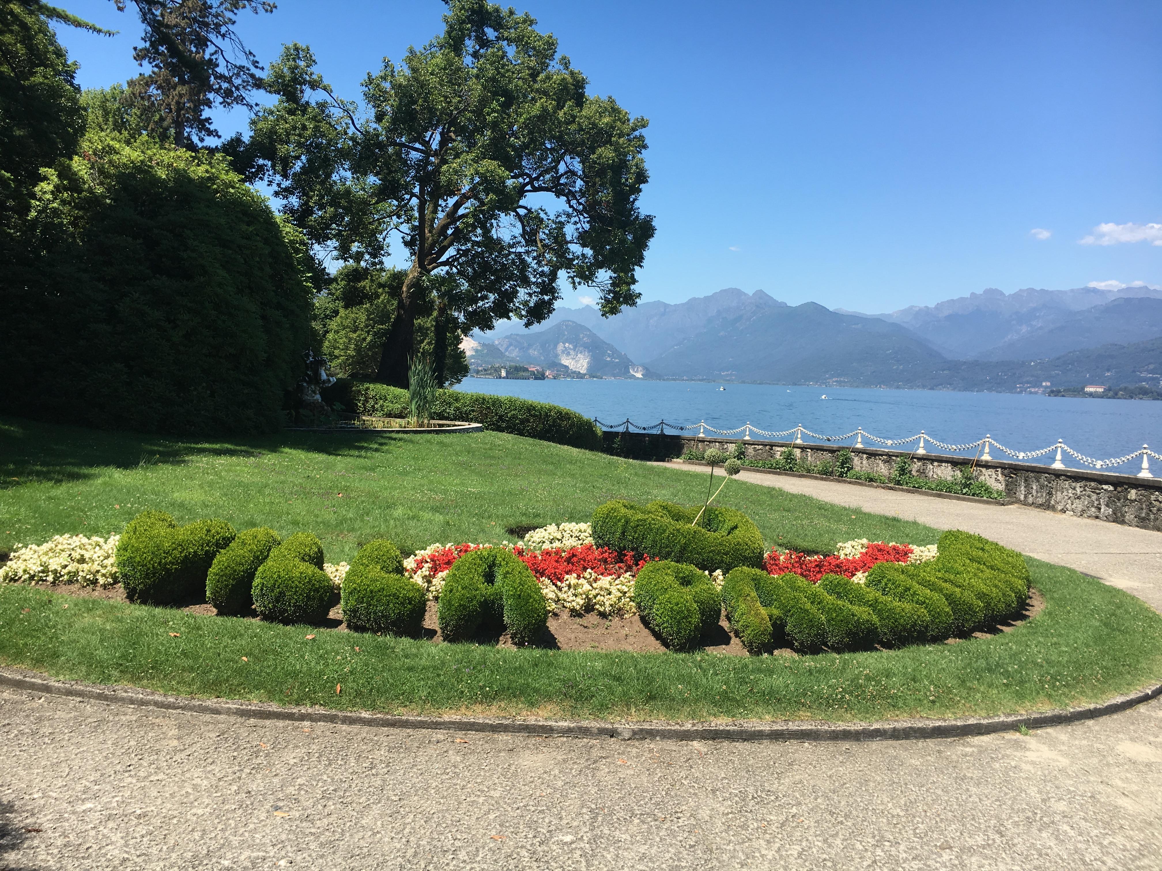 Lago Maggiore Villa Pallavicino MammaInViaggio