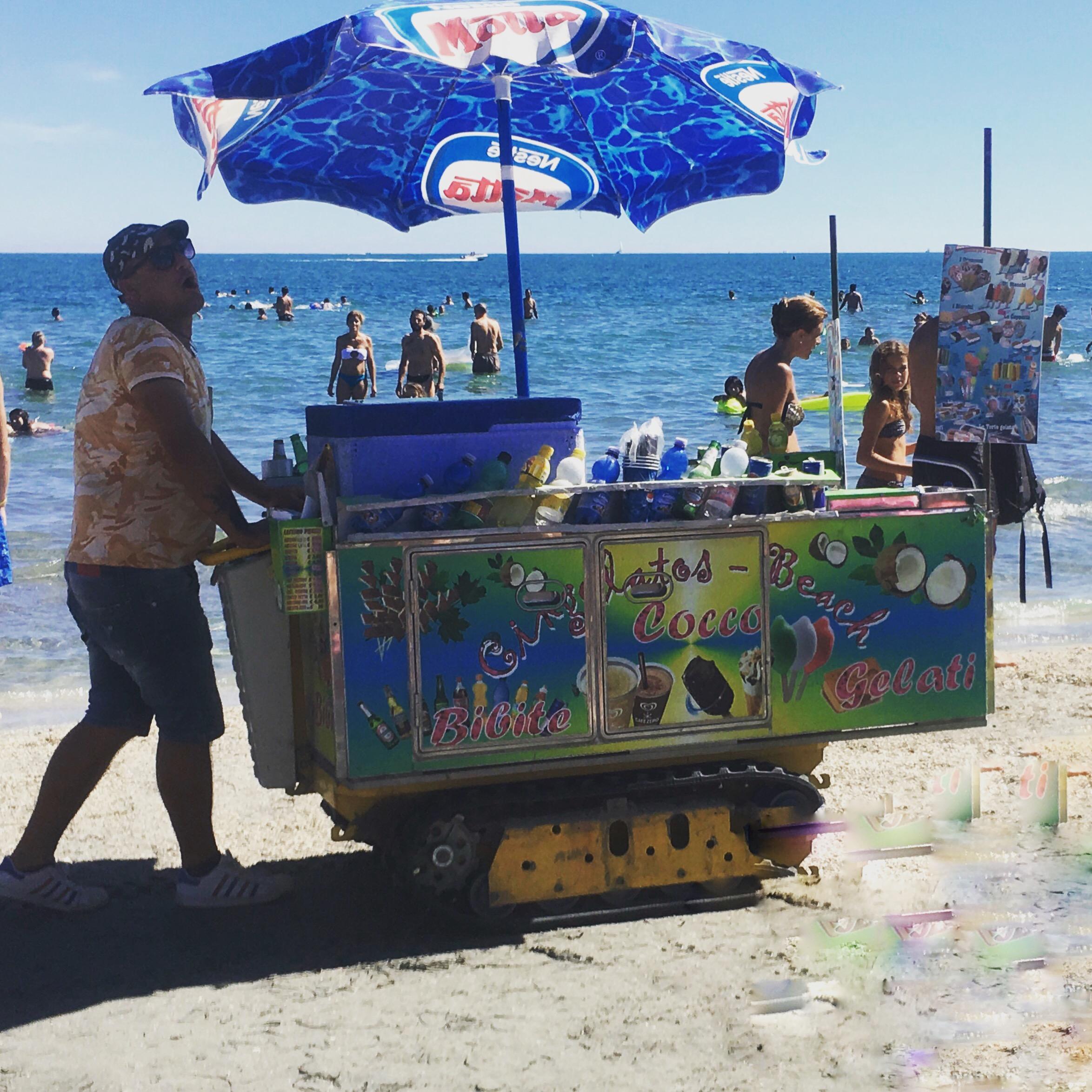 7 cose da fare a Riccione o semplicemente al mare
