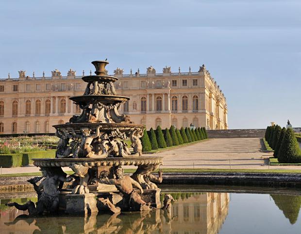 Versailles, la reggia di due bimbeinviaggio