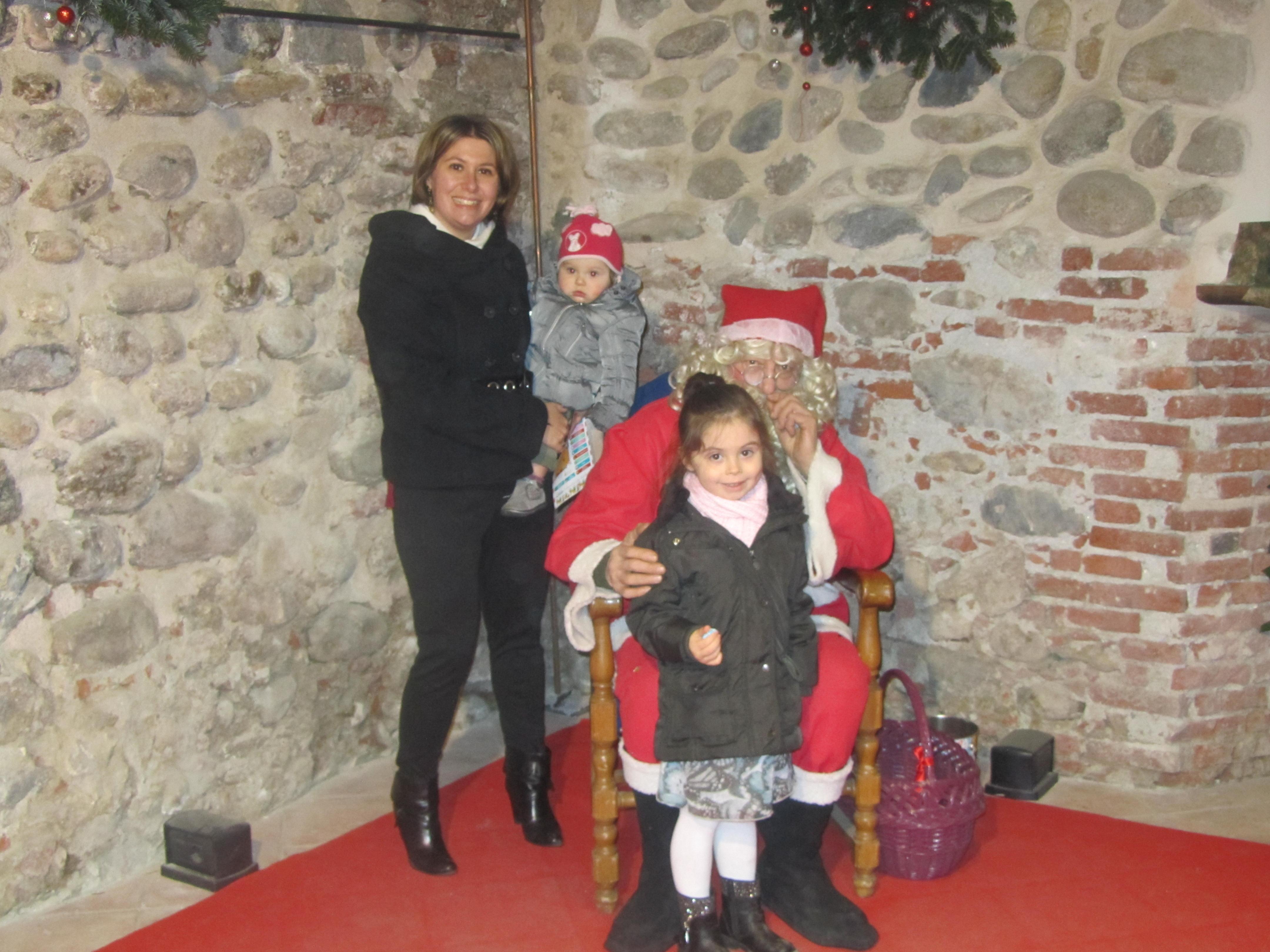 La casa di Babbo Natale