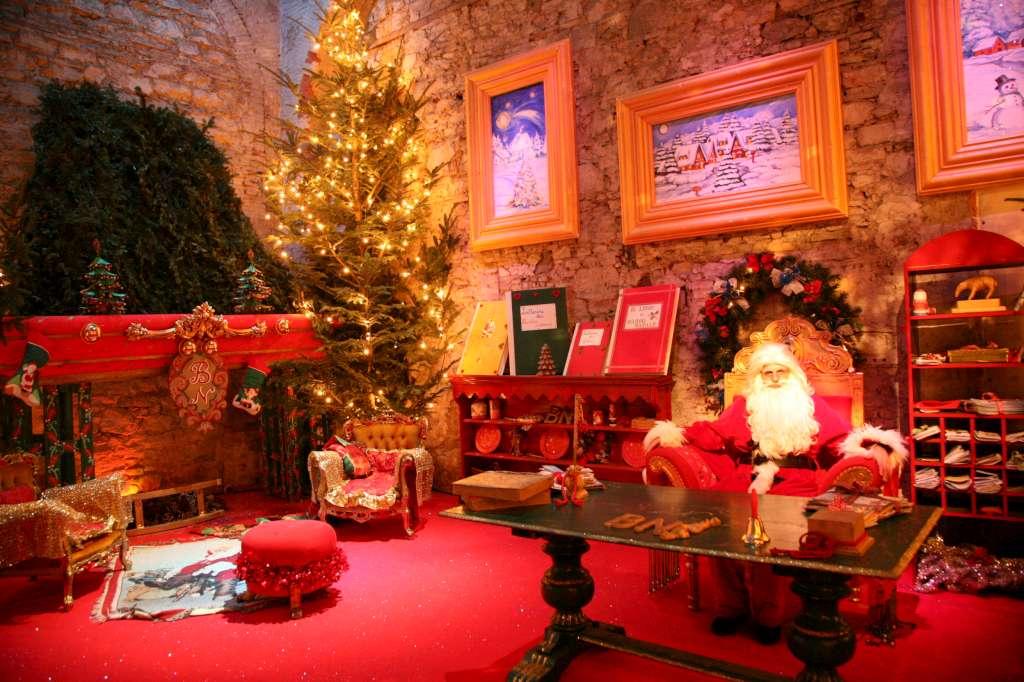 La Casa Di Babbo Natale Mamma In Viaggio