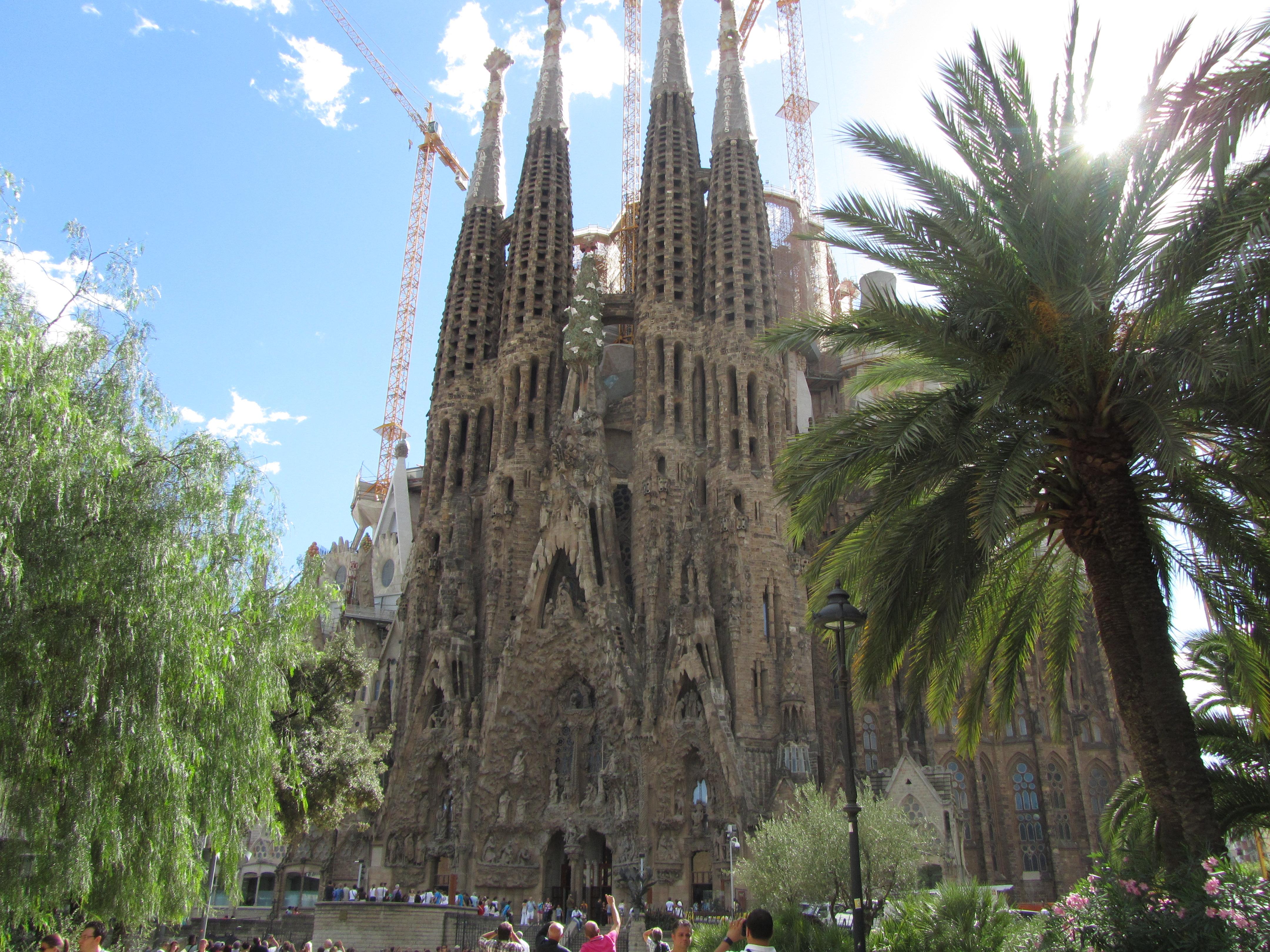Barcellona 7 attrazioni per bambini mamma in viaggio for Viaggi per barcellona