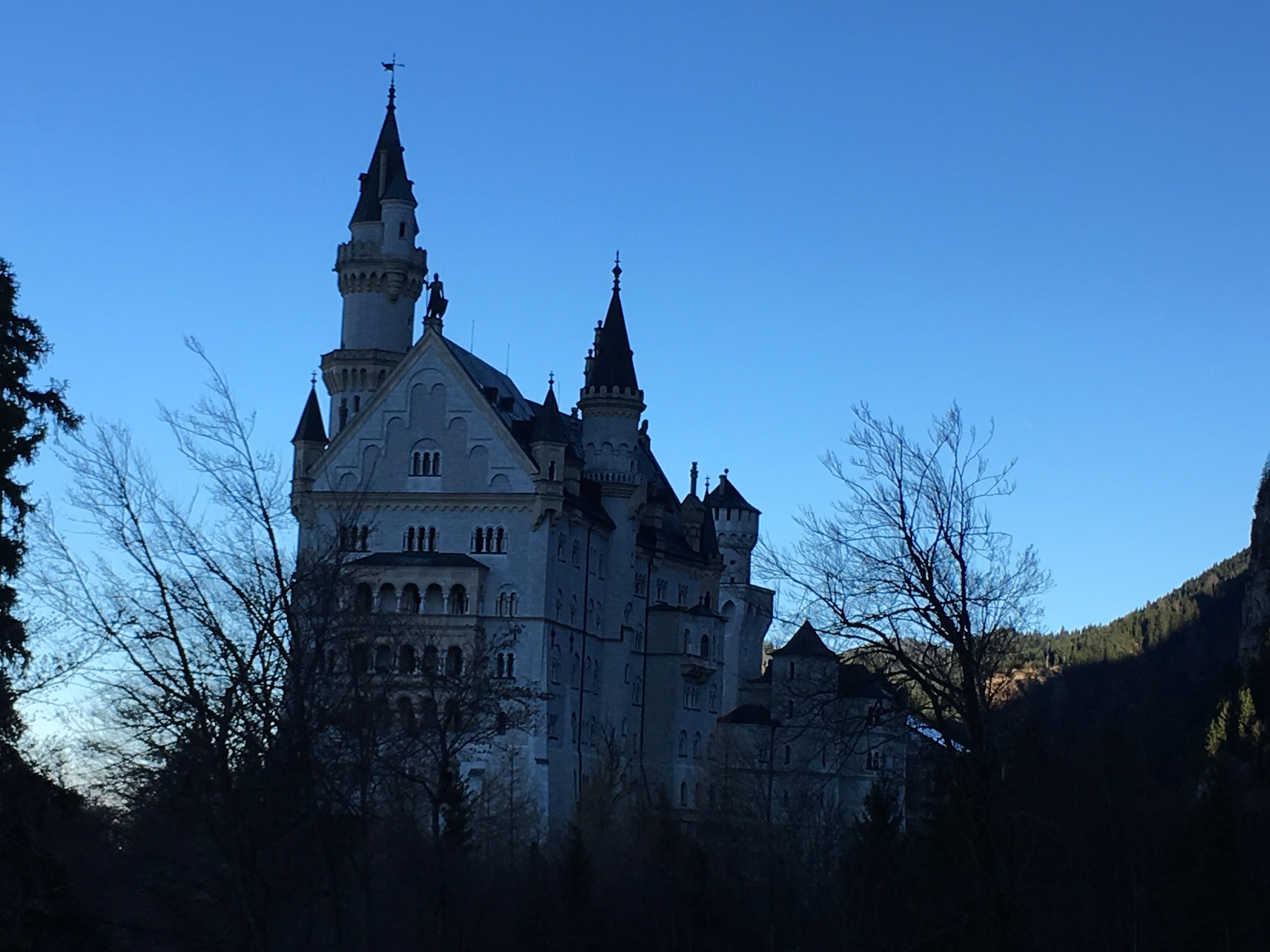 Castello di Neuschwanstein MammaInViaggio