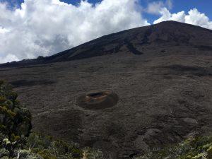 Reunion Vulcano Piton de la Fournaise Cratera Formica Leo MammaInViaggio
