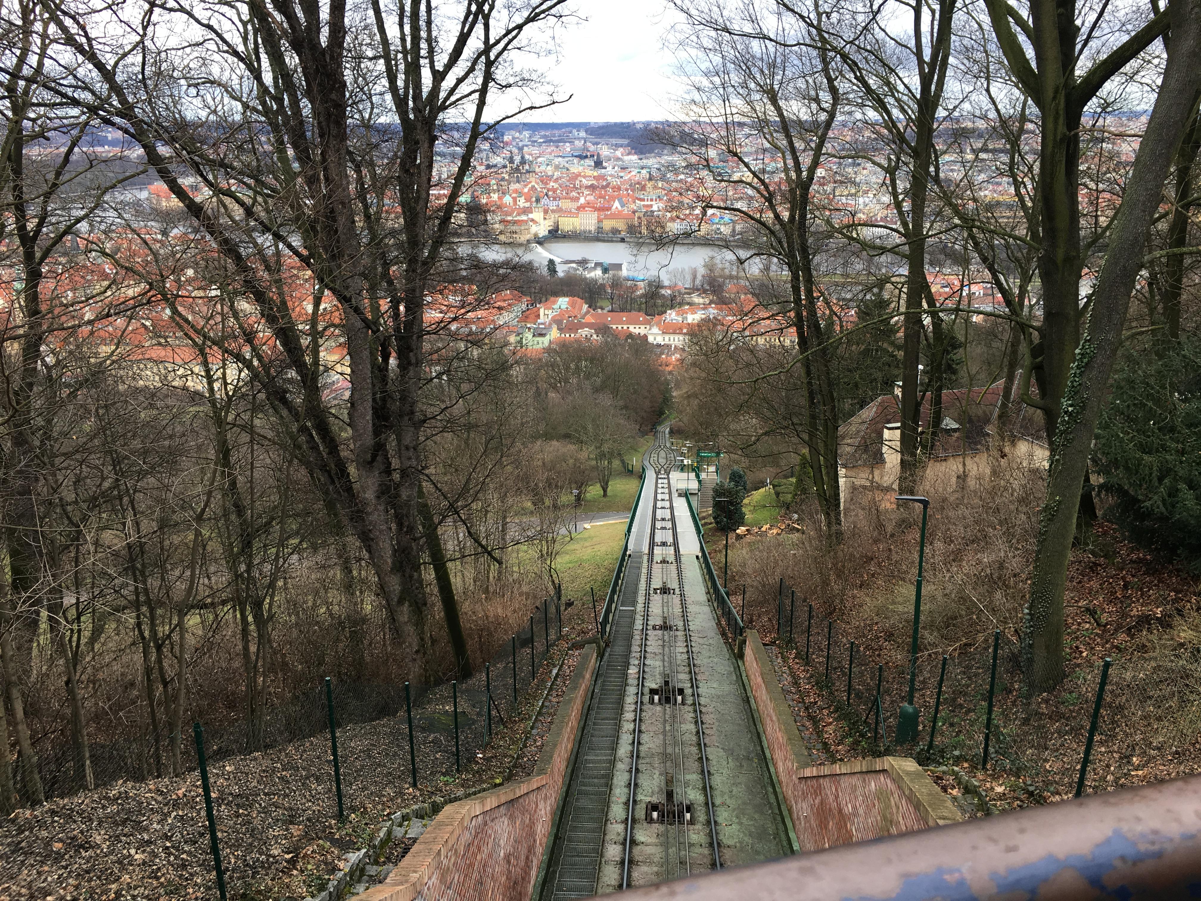Un giorno in una capitale europea: Praga