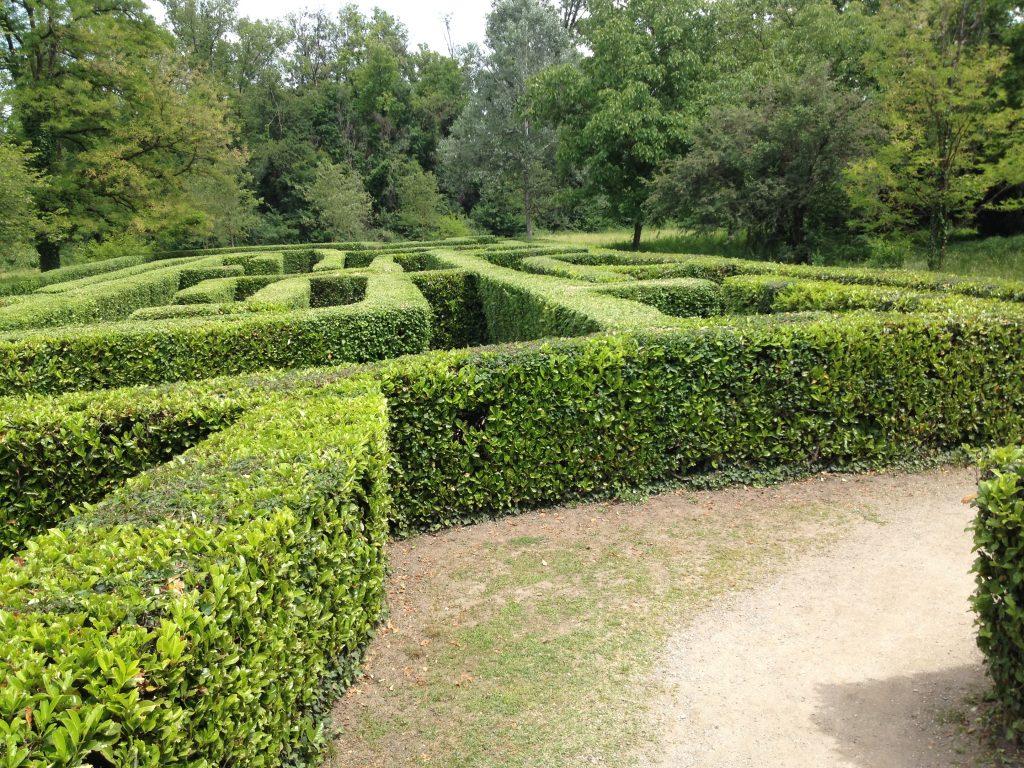Parco della Preistoria Labirinto