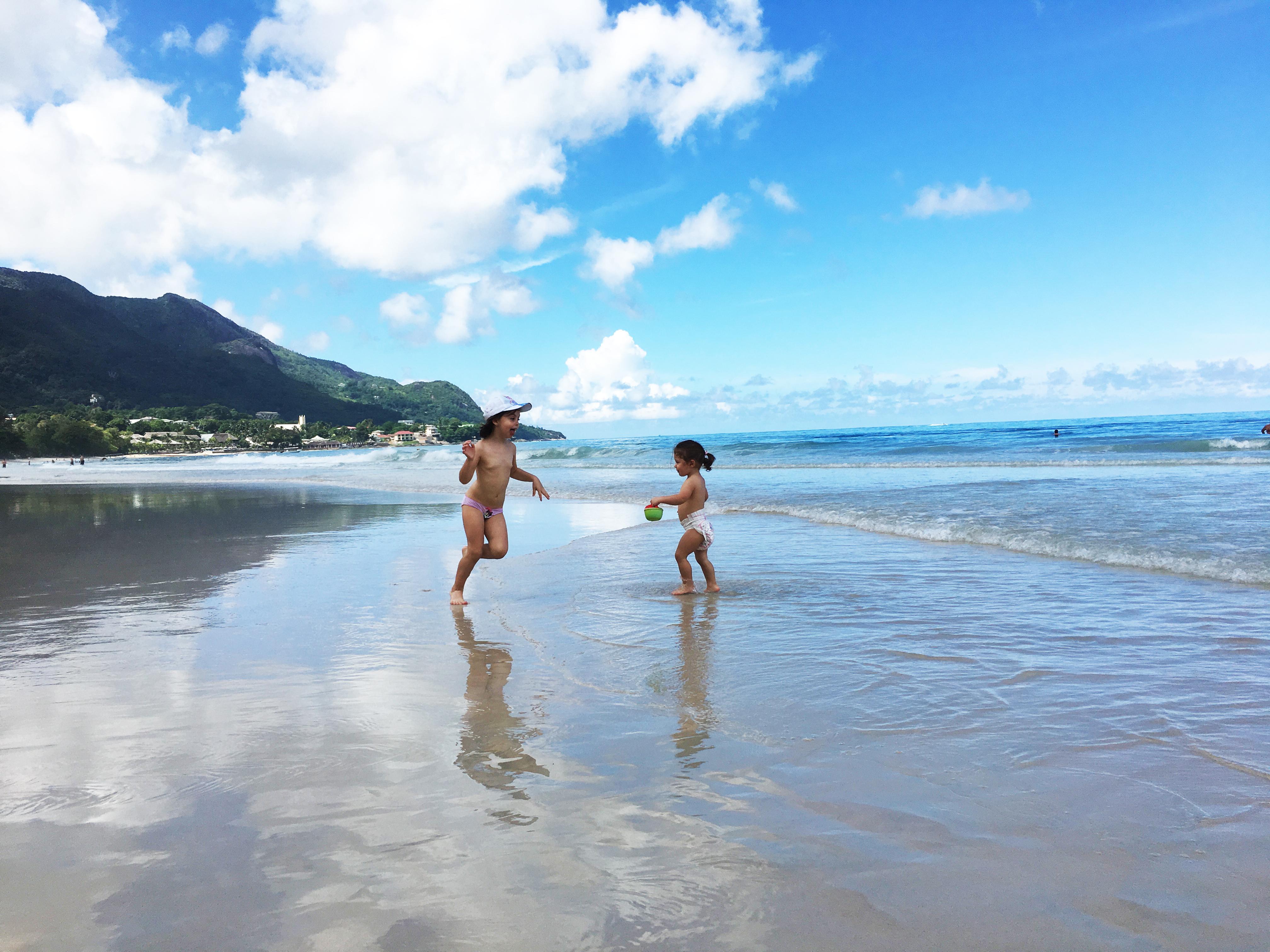 Seychelles low cost e con bambini? In guest house si può!
