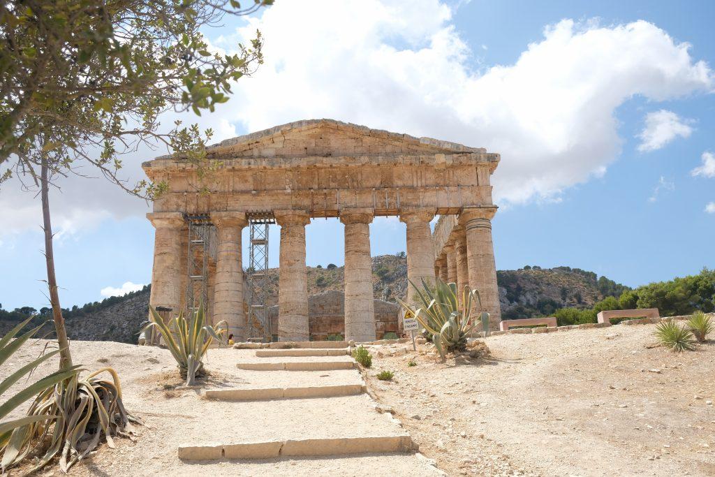 Siti archeologici in Sicilia Segesta