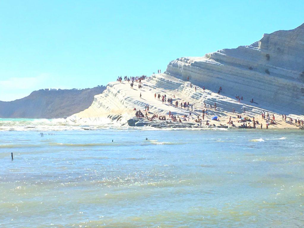 Sicilia Scala dei Turchi MammaInViaggio