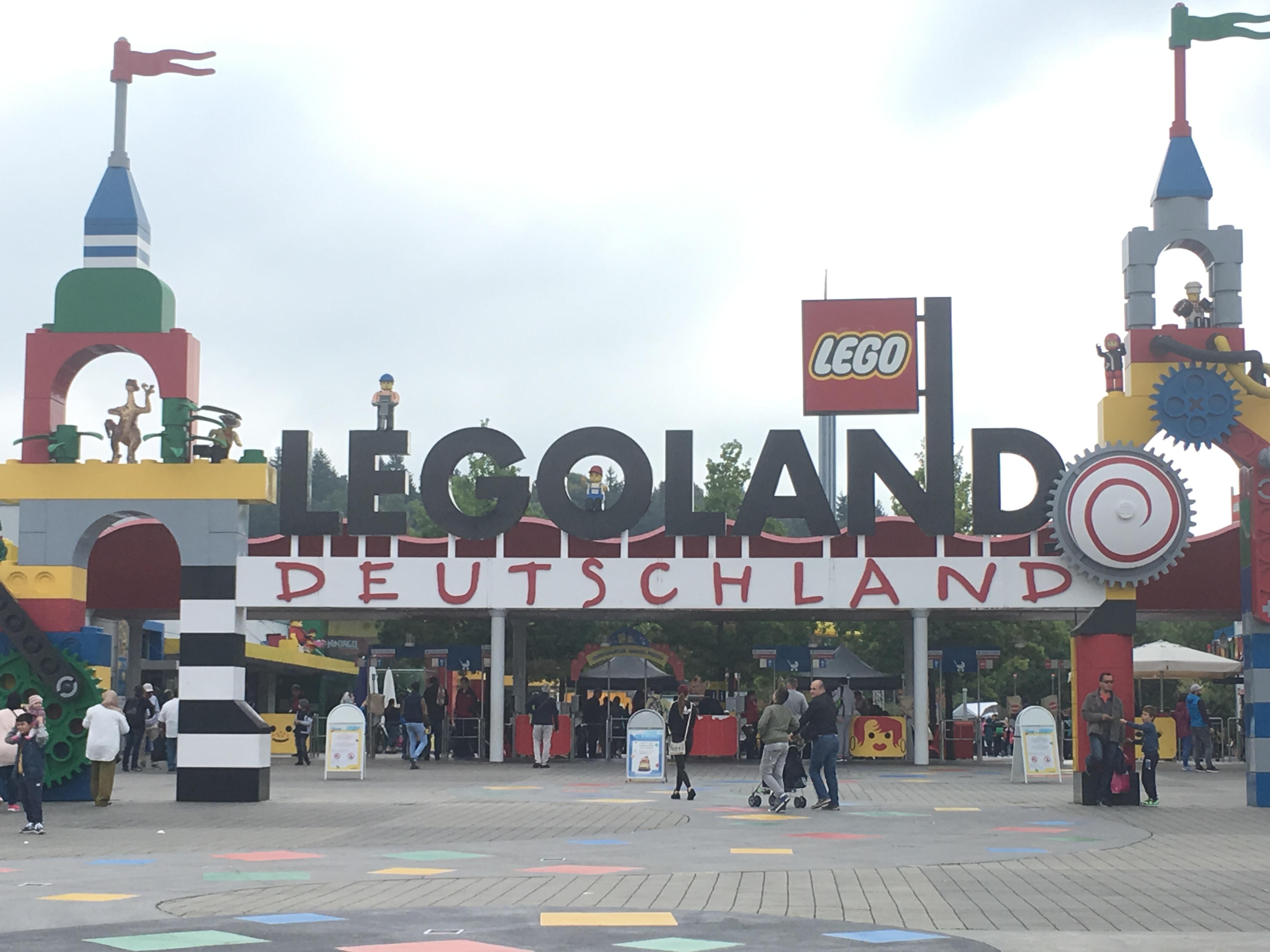 Legoland in Germania, parco divertimenti per grandi e piccini