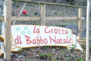 Grotta di Babbo Natale MammaInViaggio 2