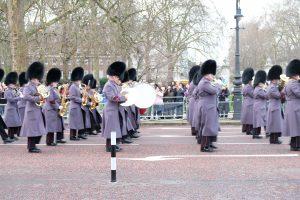Londra cambio della Guardia MammaInViaggio