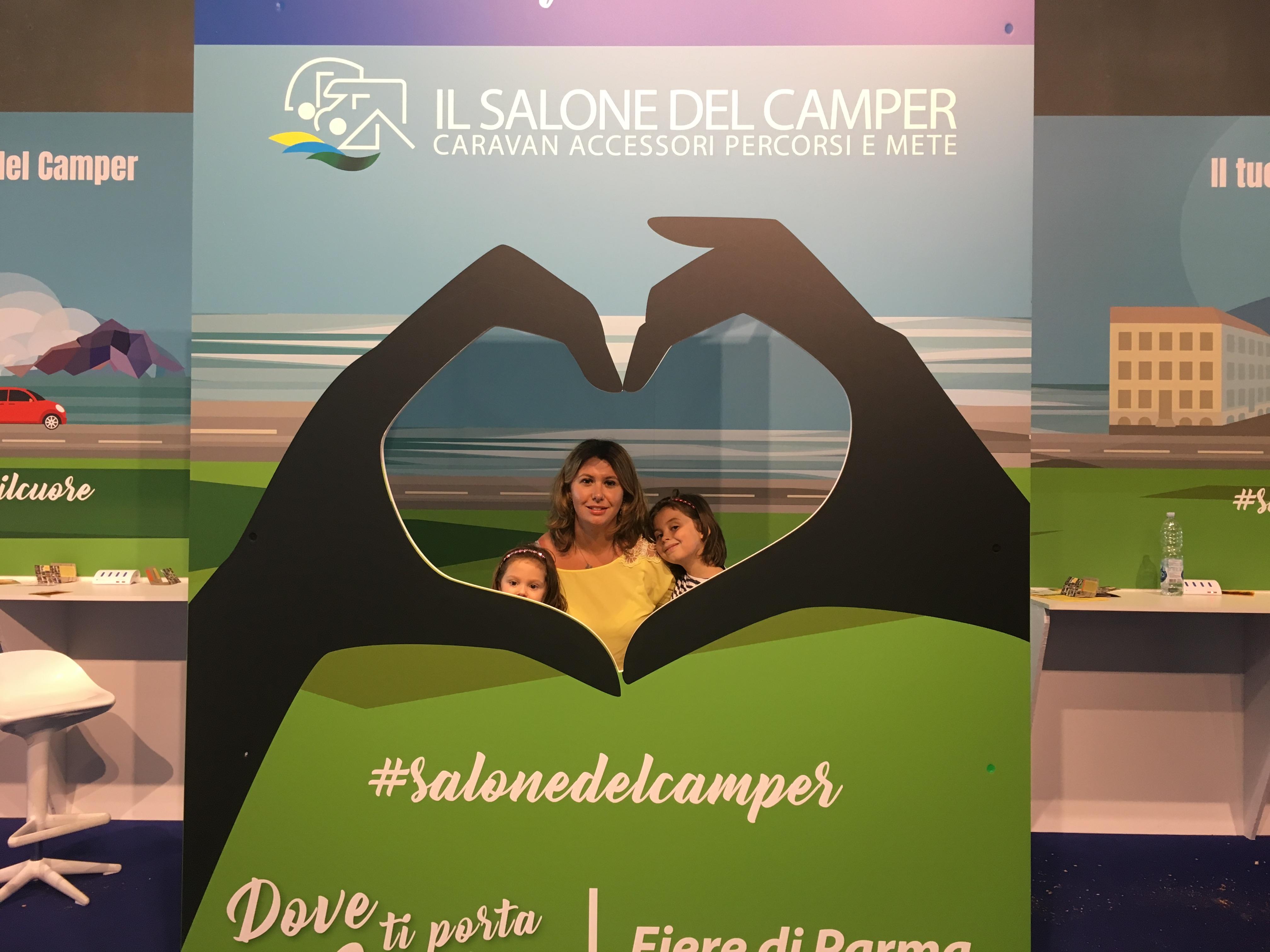 Fiera del Camper Parma MammaInViaggio