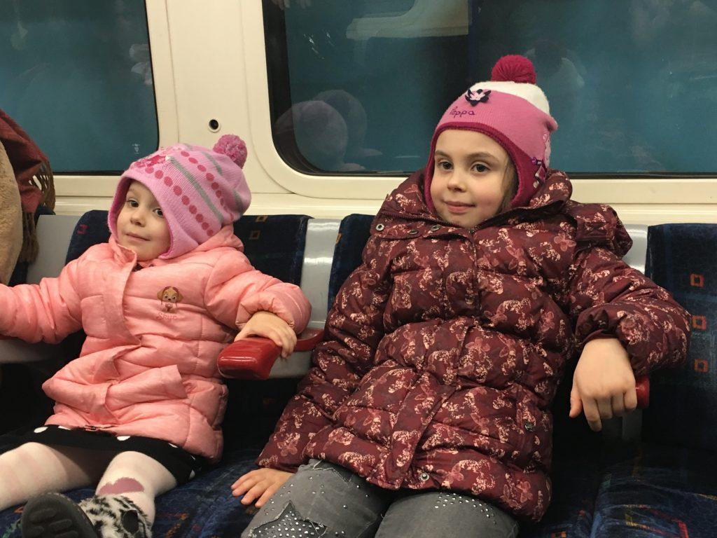 Londra Metro MammaInViaggio