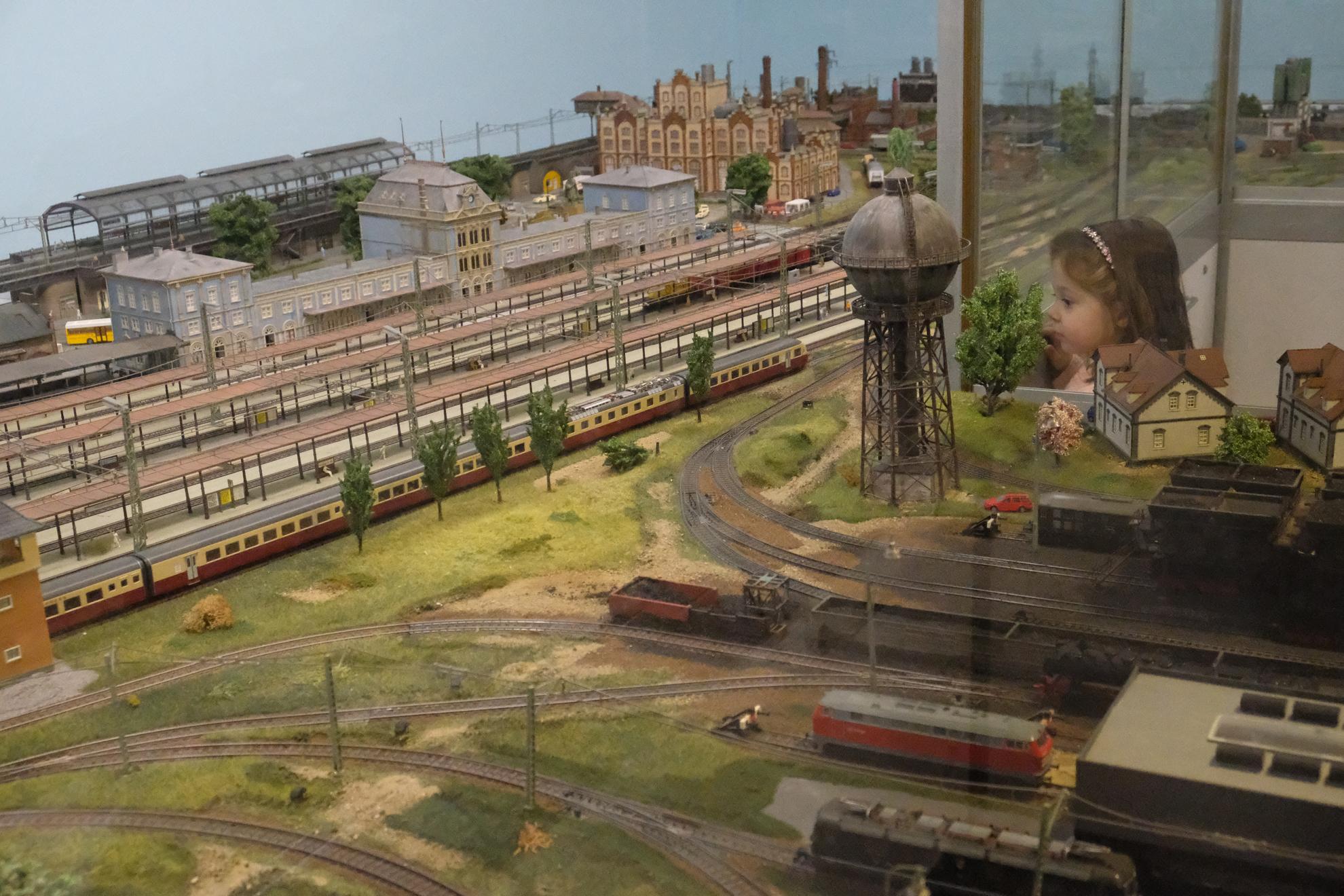 A Mendrisio scopriamo un museo di trenini