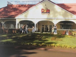 Hawaii Dole plantation MammaInViaggio