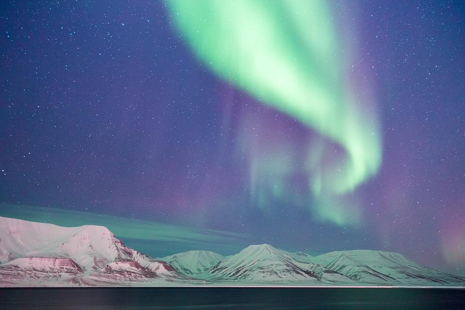 Aurora Boreale MammaInViaggio