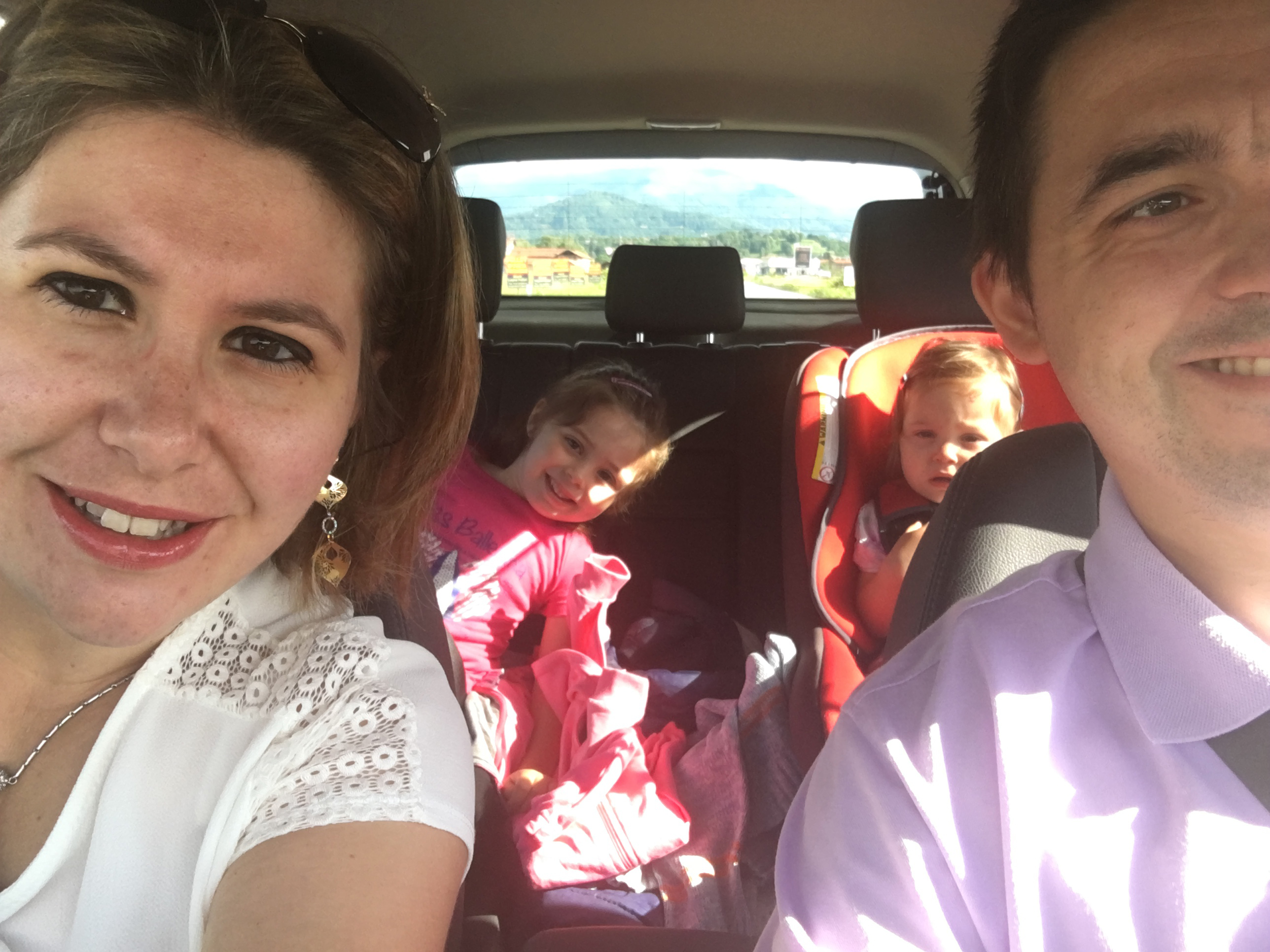 Parcheggiare all'aeroporto: con il car valet niente più stress per le famiglie