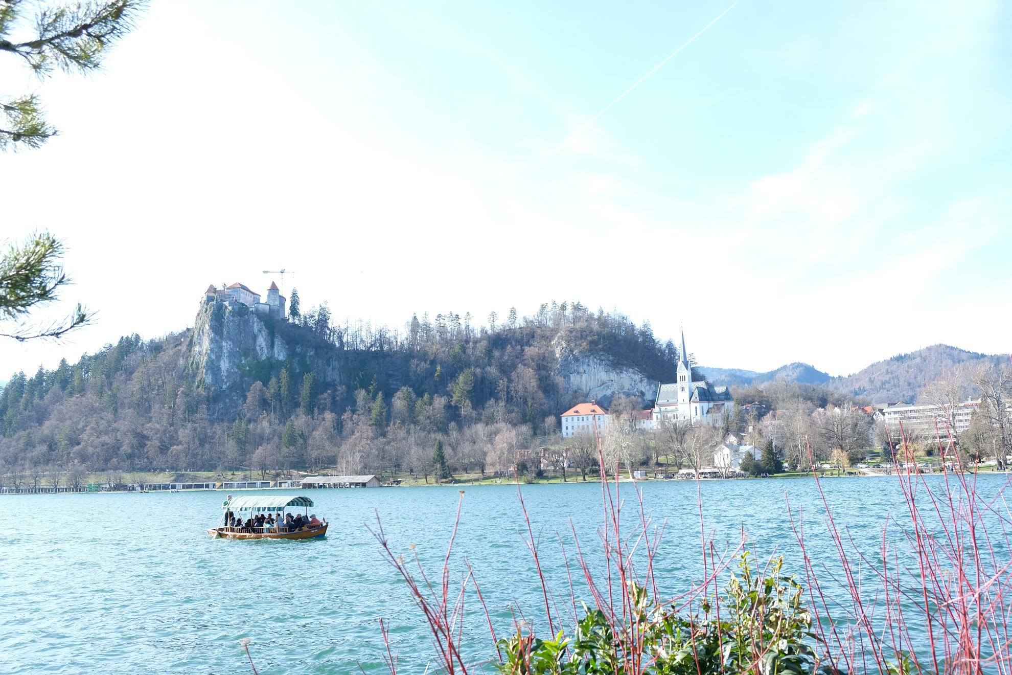 Lago di Bled in camper…cosa ne penso