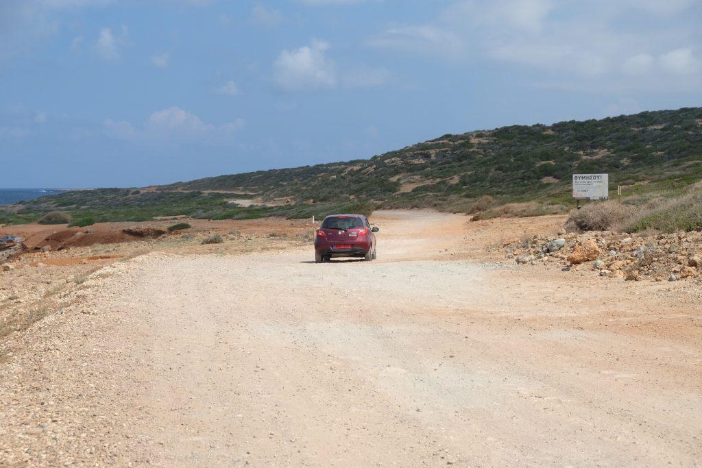 Cipro Noleggiare Auto MammaInViaggio