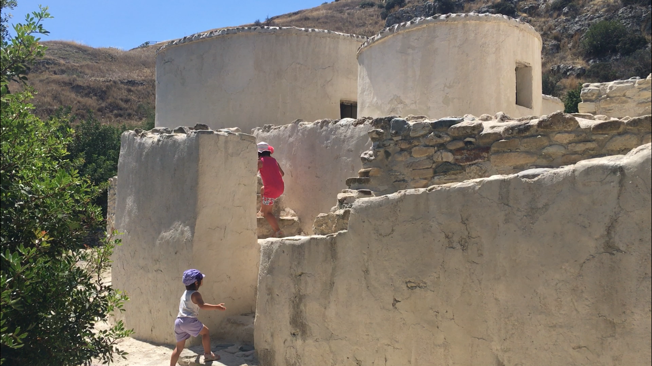 Cipro Sito Neolitico Choirokoitia MammaInViaggio