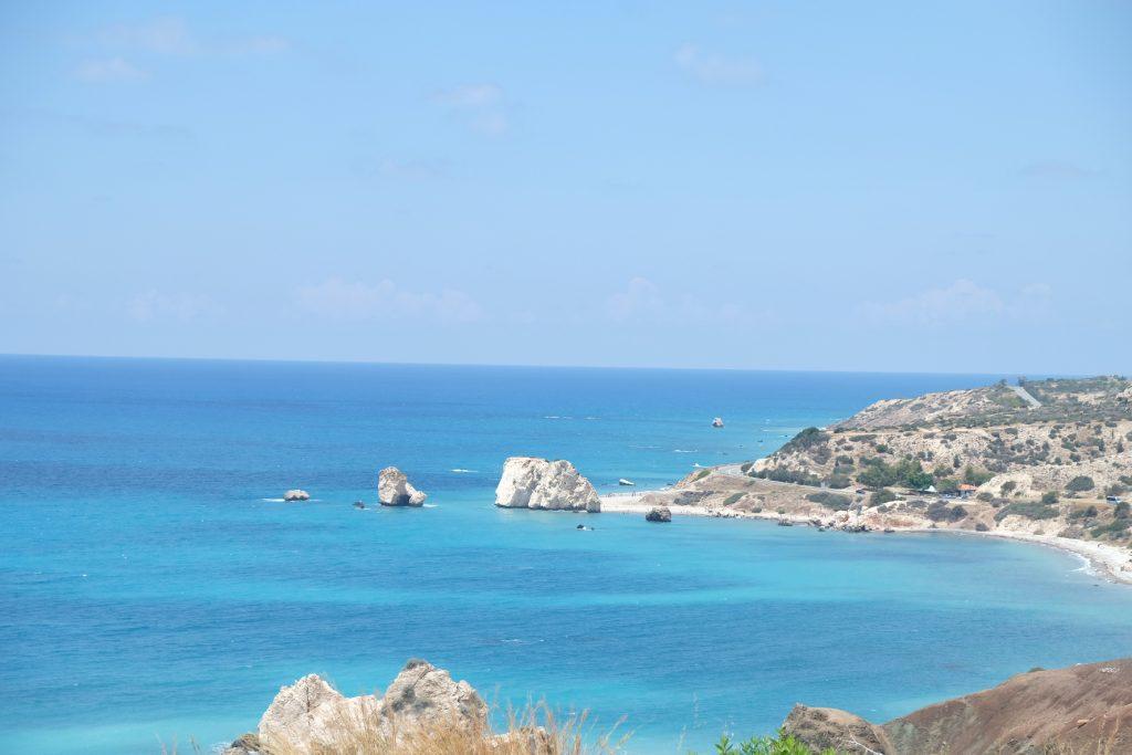 Cipro Petra tou Romiou MammaInViaggio