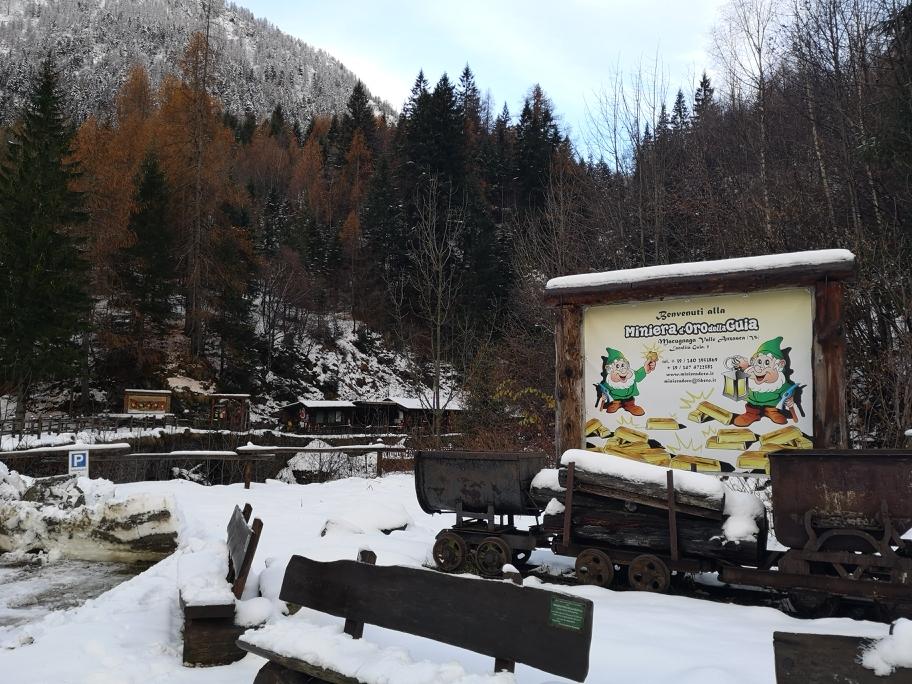 Macugnaga Miniera d'oro della Guia MammaInViaggio