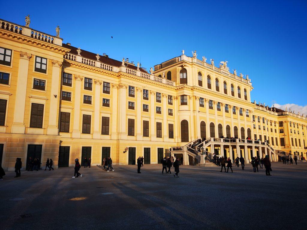 Vienna Shonbrunn MammaInViaggio