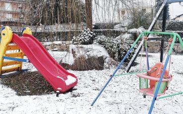 Parco giochi sulla Neve MammaInViaggio