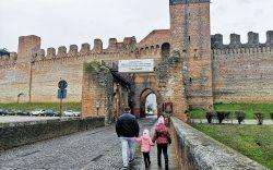 Le mura di Cittadella MammaInViaggio