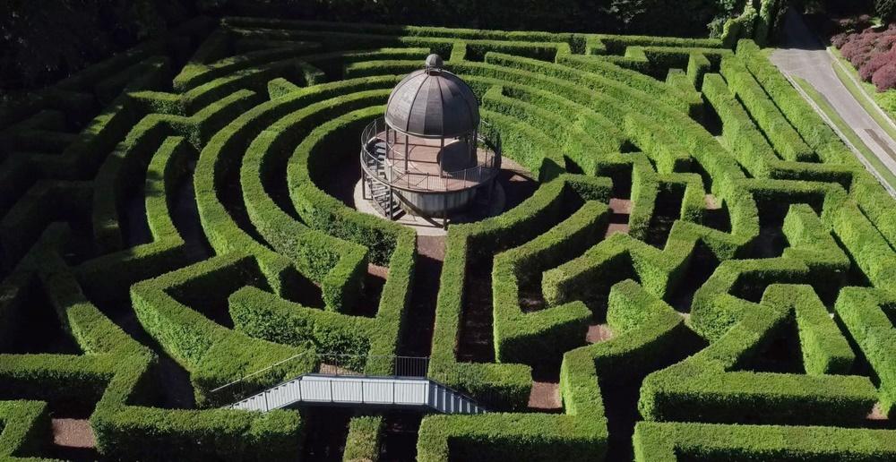 parco sigurta Labirinto MammaInViaggio