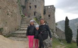Croazia Fortezza di Kliss MammaInViaggio