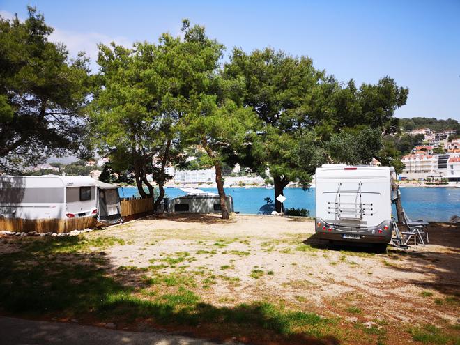 Croazia Trogir Camping Rozac MammaInViaggio