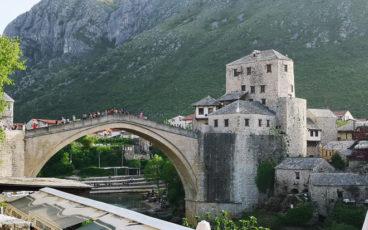 Bosnia Herzegovina Mostar MammaInViaggio