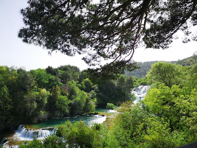 Croazia parco Nazionale Krka MammaInViaggio