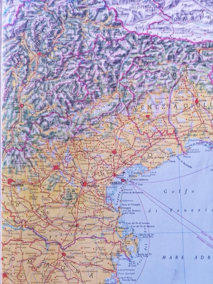 Cartina Spiagge Veneto.Al Mare In Veneto Con Bambini Dove Andare Mamma In Viaggio