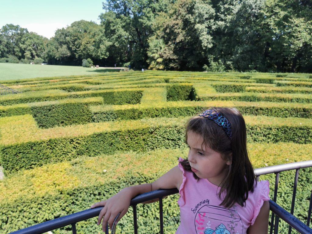 Parco Sigurtà Labirinto