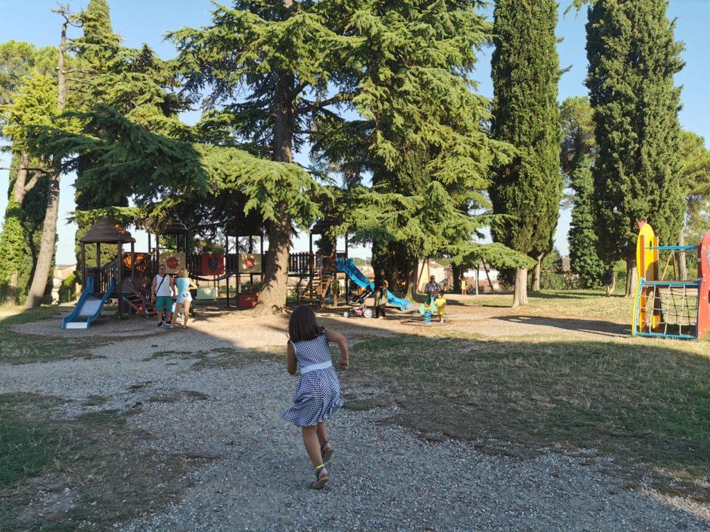 Peschiera del Garda Parco Giochi