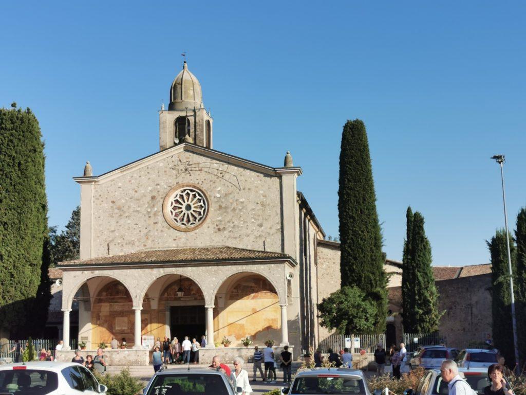 Peschiera del Garda Santuario Madonna del Frassino