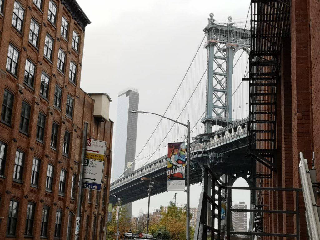 New York Brooklyn Dumbo