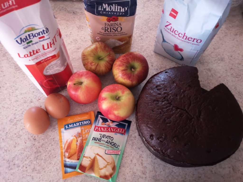 Riciclo panettone ingredienti