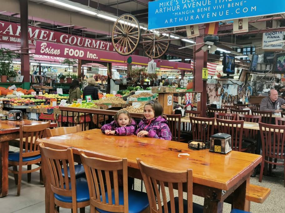 Bronx Arthur Market Little italy