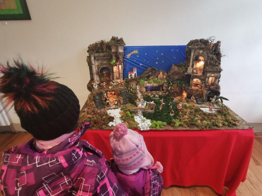 Magico Paese di Natale Mostra Presepi