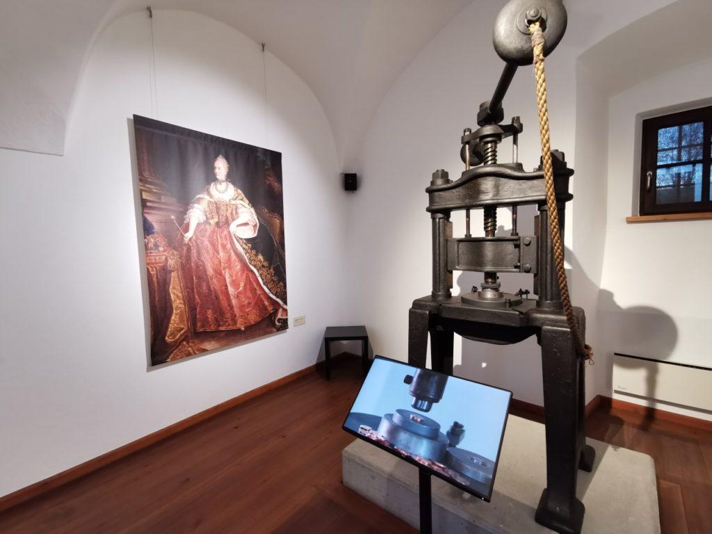 Hall in Tirol Museo della Zecca