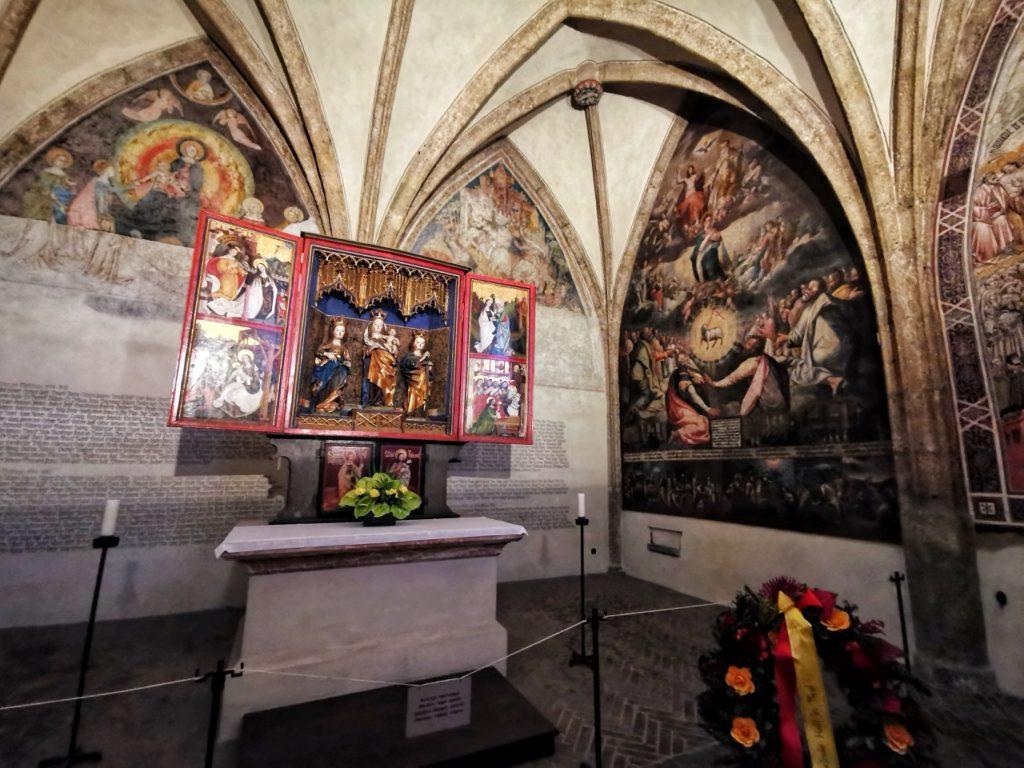 Hall in Tirol Cappella di Santa Maddalena