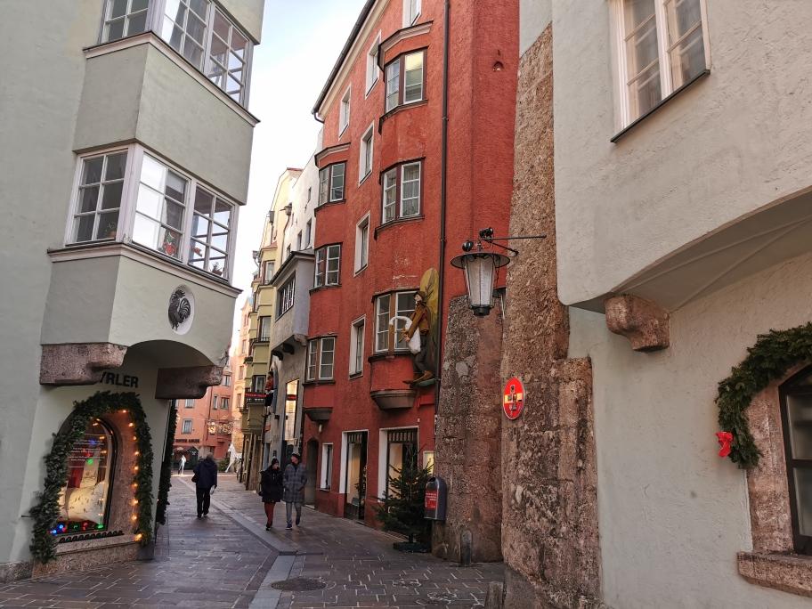 Innsbruck centro storico