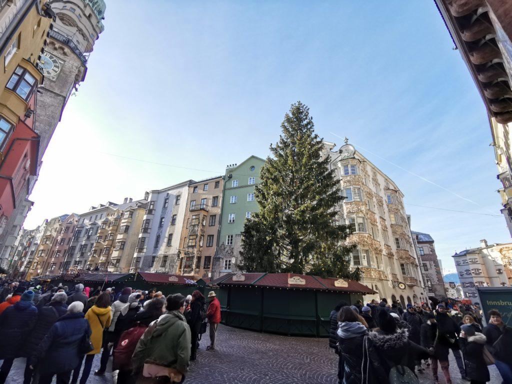Mercatini di Natale innsbruck centro storico